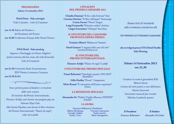 pagina interna invito serata finale PLC