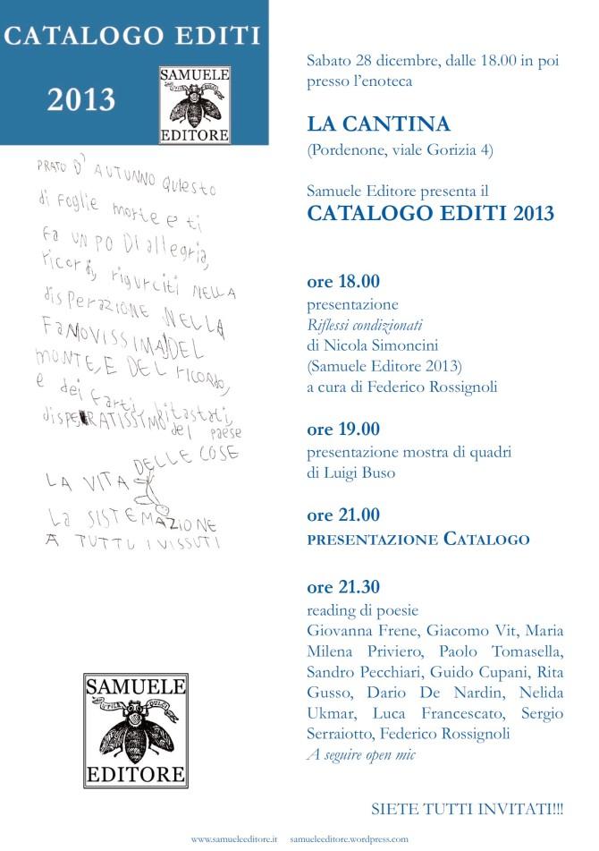catalogo2013cantina